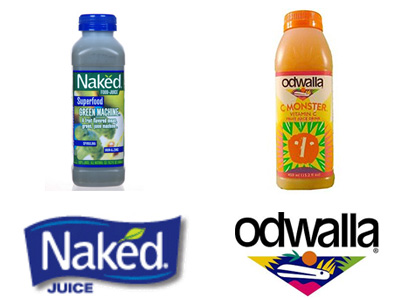 Naked Juice & Odwalla